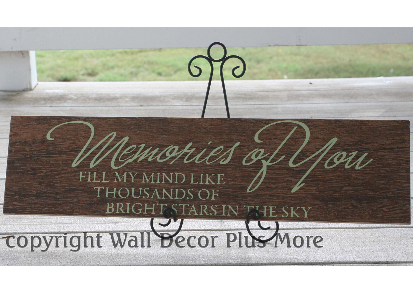 memories-of-you-sympathy-vinyl-decal-on-tile-board.jpg