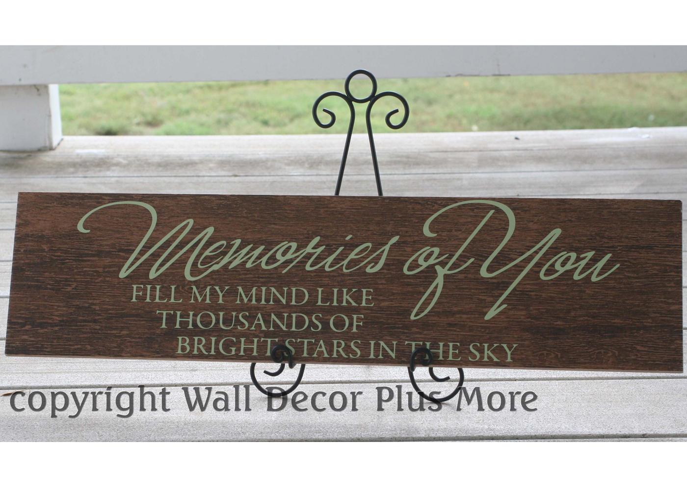 memories-of-you-sympathy-vinyl-decal-on-tile-board.jpg