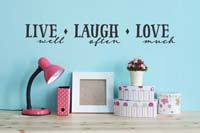 Inspirational Wall Decals Quotes For Dorm Room Decor Part 63