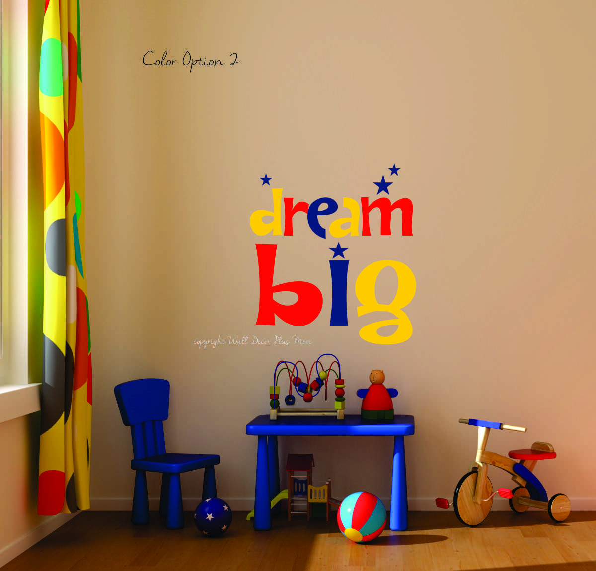 Inspirational wall decals used to decorate your home or office decorate your childs room with encouraging wall decals if they are taught when they are little that they can do whatever they put their mind to amipublicfo Images