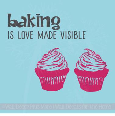 Kitchen Aid Bake Stickers