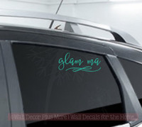 Smile It Makes People Wonder Funny Vinyl Car Window Decals Letters - Cool car window decals