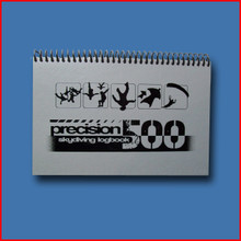 Precision 500 Log Book