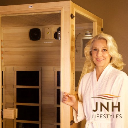 The best infrared sauna is also the best alternative for for Sauna home