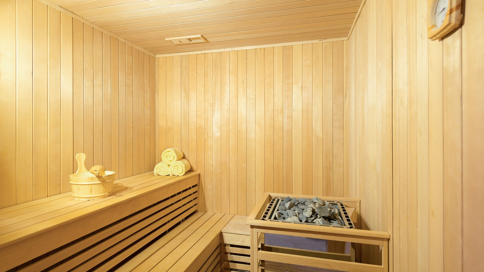 Some considerations to make before buying a new home for Make your own sauna at home
