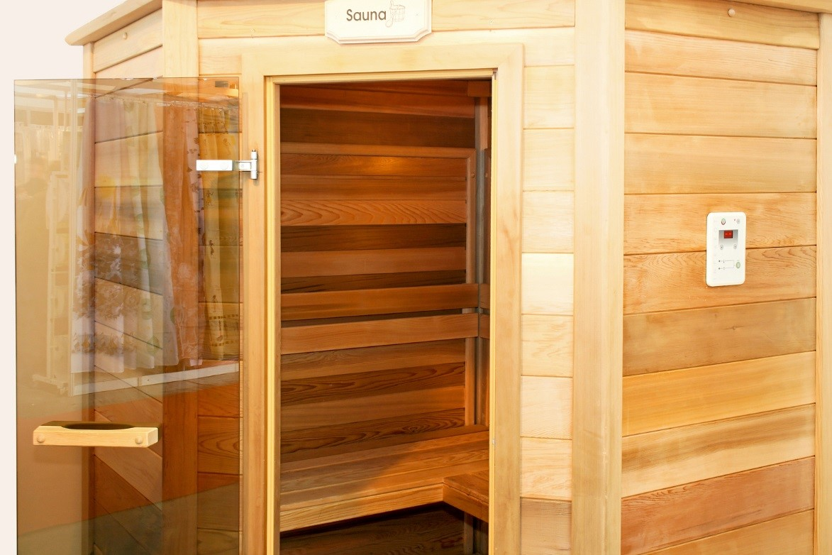 Home infrared sauna four ways it can improve your health for Sauna home