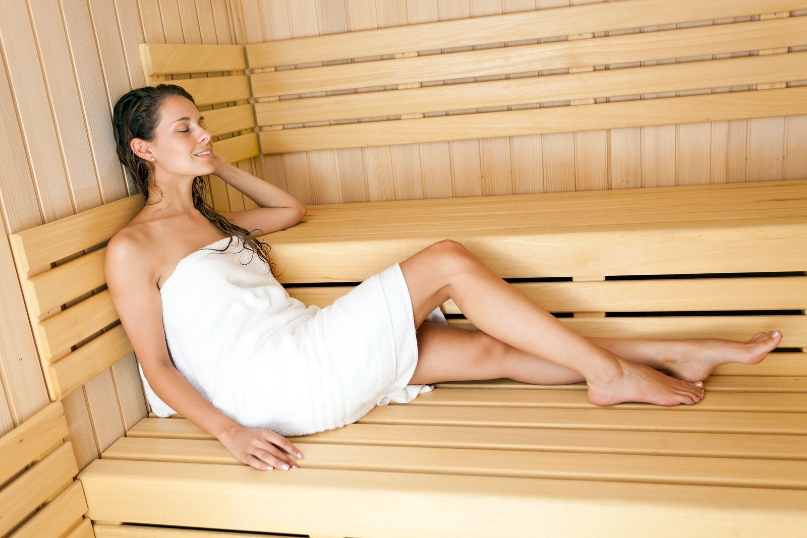 Much-Needed Relief from Stress is One of Many Infrared Sauna Benefits