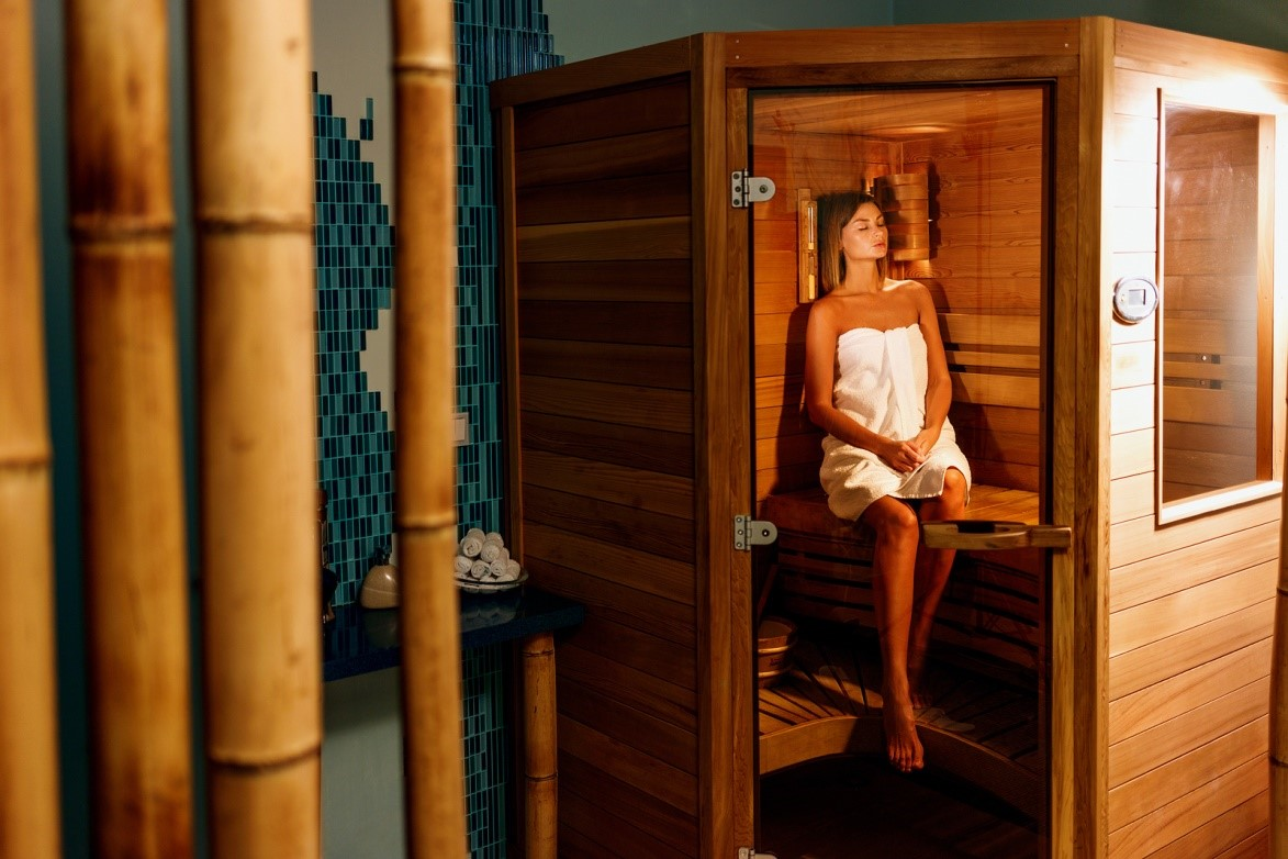 infrared home saunas are available in a variety of shapes sizes and while browsing through your choices of home infrared saunas - Infared Sauna