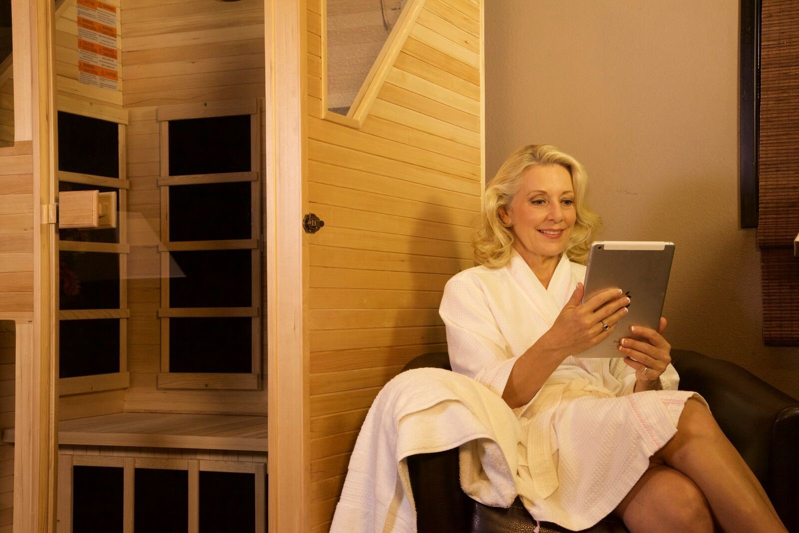 Deciding to Buy a Home Sauna Based on Positive Infrared Sauna Reviews