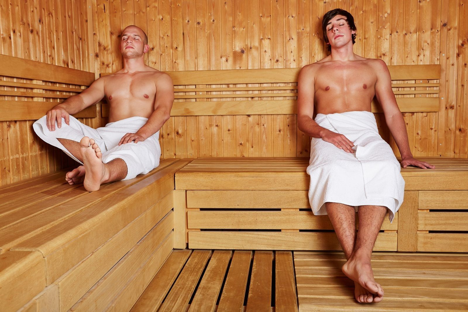 Tips for preparing your very own infrared home sauna jnh for Make your own sauna at home