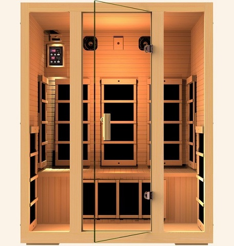 Several Advantages Are Outlined from Infrared Sauna Reviews
