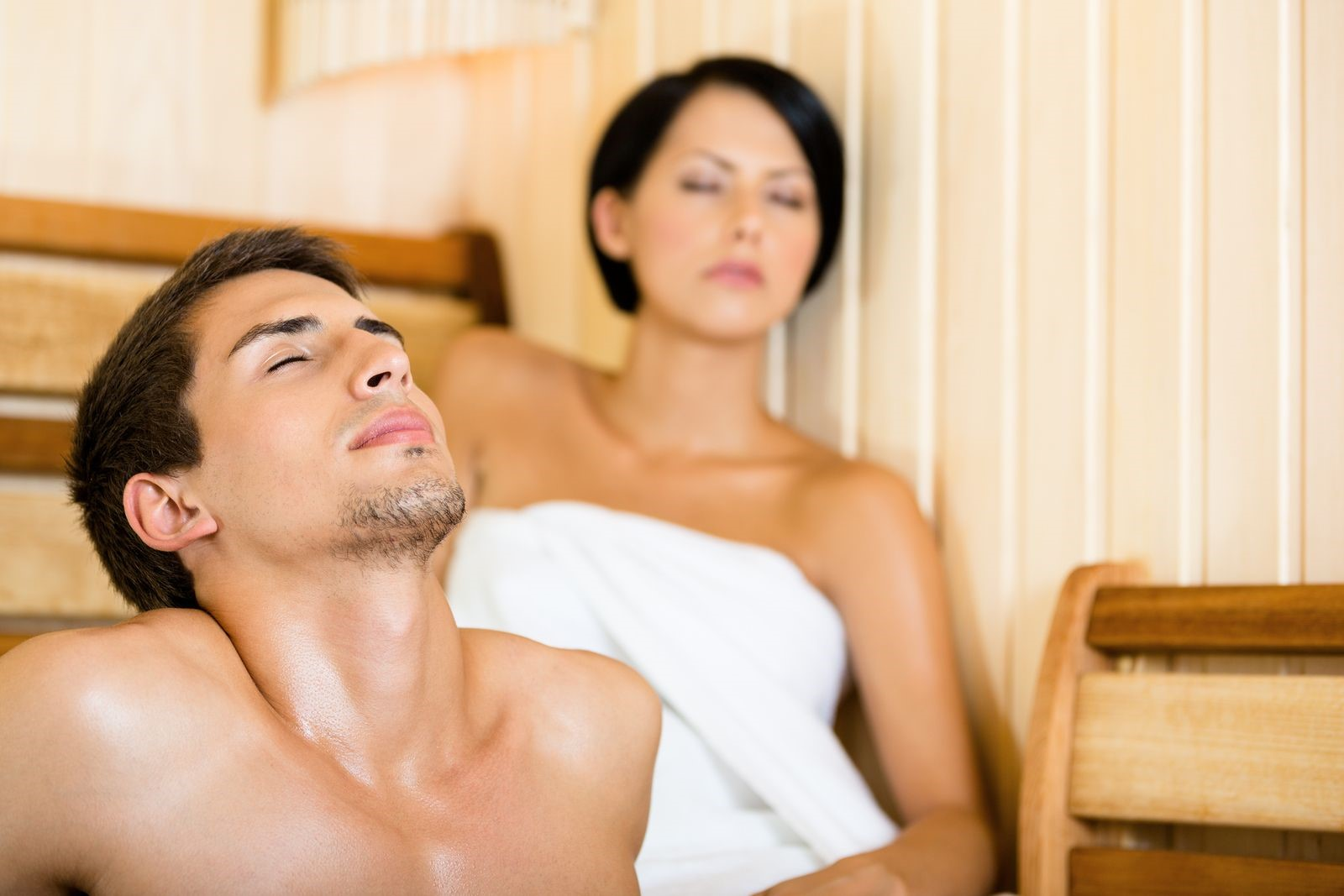 A Home Infrared Sauna is a Healthy Way to Sweat Out Harmful Toxins