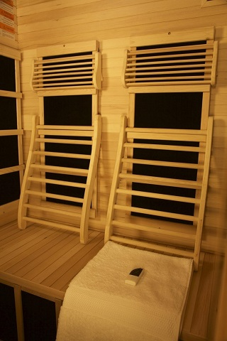 Three Essential Elements for the Best 2-Person Infrared Sauna