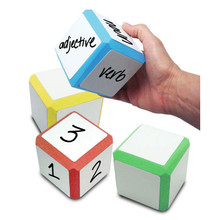 Erasable Cool Cubes