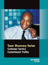 Customer Service Commitment Profile - Team Discovery Series