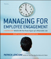 Managing for Employee Engagement Participant Workbook