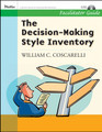 The Decision-Making Style Inventory: Facilitator Guide Package