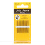 John James Sharps Needles, Size 09