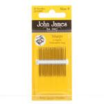 John James Sharps Needles, Size 09