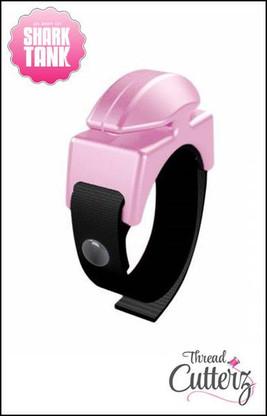 Pink Thread Cutterz Ring - as seen on Shark Tank