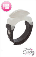 Glow in the Dark Thread Cutterz Ring - as seen on Shark Tank