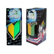 Treefrog Wakaba Young Leaf Black Squash - YirehStore.com