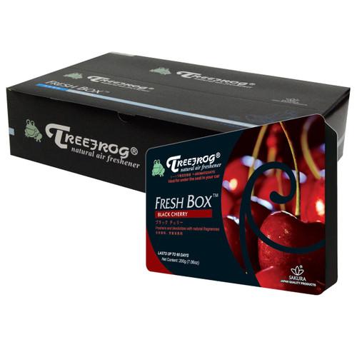 Treefrog Fresh Box Black Cherry Scent  15 Pack - YirehStore.com