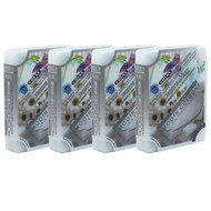 Smooth Cologne White Musk 4 Pack