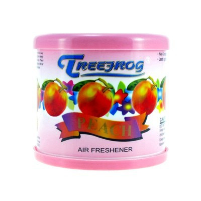 Tree Frog Gel-Typed Air Freshener - Peach Scent