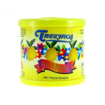 Tree Frog Gel-Typed Air Freshener - Lemon Scent