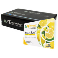 Treefrog Fresh Box Air Freshener Lemon Scent 15 Pack - YirehStore.com