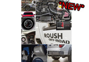 10-14 Raptor Roush Phase 2 Off Road Supercharger/Exhaust Combo Package