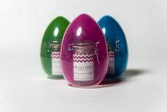 The Mini Mason Easter Egg  | Cotton Candy  | $9.50 each