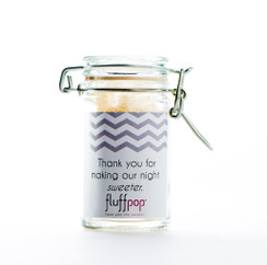 Fluffpop Artisanal Cotton Candy | Party Favor