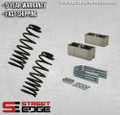 "04-13 Colorado/Canyon Ext,Crew Cab 2WD 2"" F & 3"" R Lowering Kit"