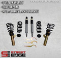Street Edge Coilover Kit 06-11 BMW 3series 325i/328i/330i/335i (E90/E92) 2WD