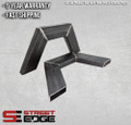 "Street Edge 2"" X 4"" BOX TUBING ONE PIECE NOTCH"