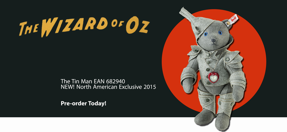 Wizard of Oz Tin Man EAN 682940