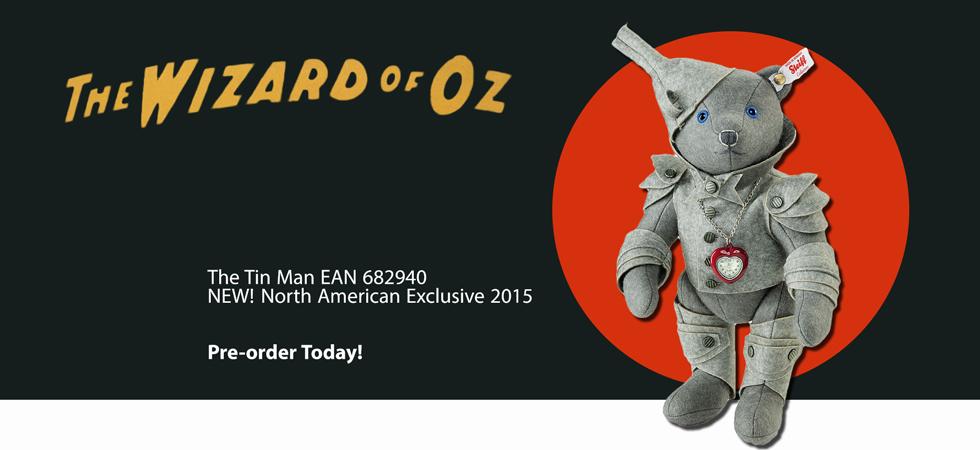 Wizard of Oz Tin Man EAN 682940
