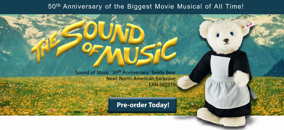 Sound of Music Teddy Bear EAN 682919