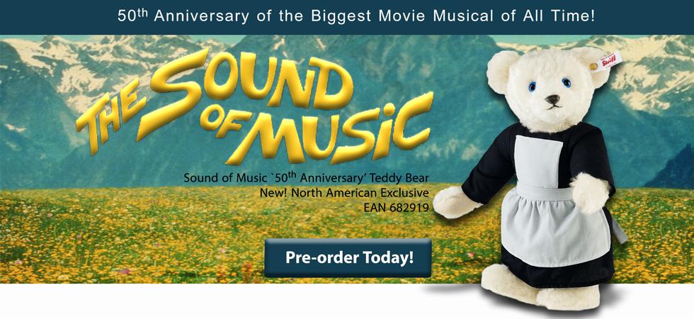 Sound of Music Teddy Bear EAN 682919
