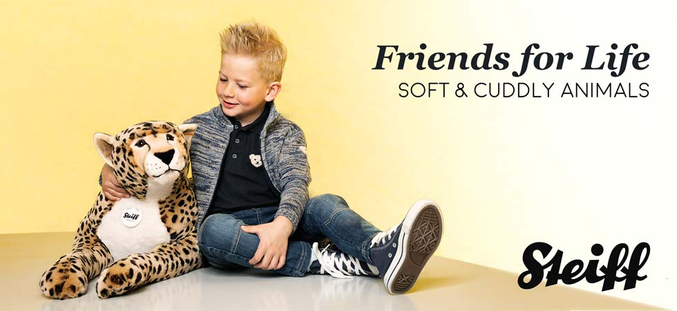 Shop Steiff Soft and Cuddly Animals