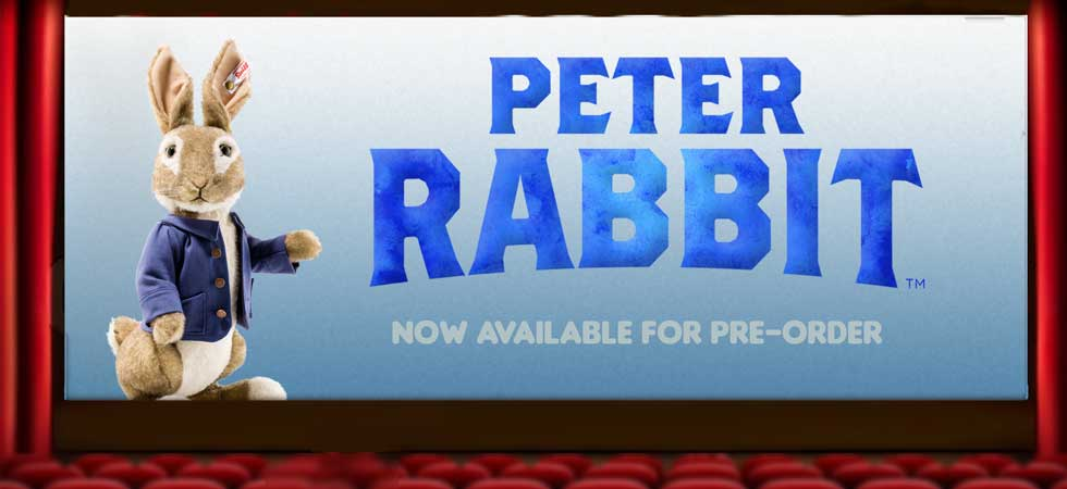 Pre-order your Peter Rabbit today!