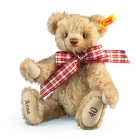 Steiff Personalized Celebration Teddy Bear EAN 001772