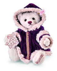 Christmas Teddy Bear With Music Box EAN 034749
