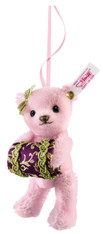 Steiff Emma Teddy Bear Ornament EAN 034831
