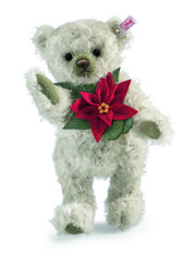 Poinsettia Teddy Bear EAN 035463