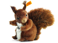Steiff Possy Squirrel EAN 072147