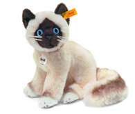 Steiff Cattie Sacred Birman Cat EAN 099458