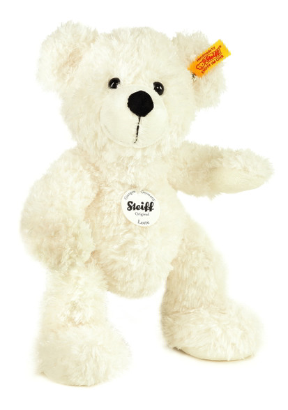 Steiff Lotte Teddy White EAN 111310